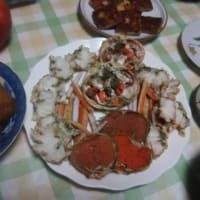 我が家も、蟹の解禁!金沢の冬のシアワセを感じるひととき・・・