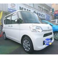 ダイハツ東京~最後のLA600系「タント」の新車が搬入されて参りました!
