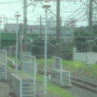 車止め 西武鉄道 所沢