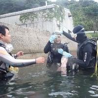 10月10日(土)PADIオープンウォーター・アドバンス&FUNと今日もむちゃ賑やかな松江の海!!