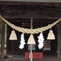 岩組速田神社・天王神社