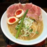 麺69 チキンヒーロー / 味玉極濃 @兵庫県尼崎市塚口