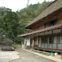 日本茅葺紀行 NO,540 広島県神石高原町の民家