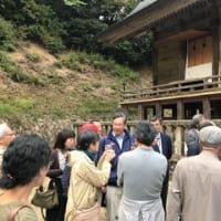 出雲との茶文化交流と酒造起源探訪(その2)佐香神社どぶろく祭と出雲の酒