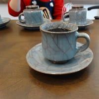 カフェのニューフェイス New face of cafe