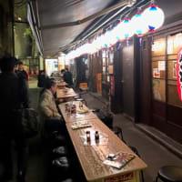 東京飲み歩き