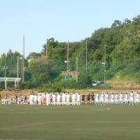 2019神奈川県社会人サッカーリーグ1部第14節 YOKOHAMA FIFTY CLUB vs 品川CC横浜(2019.08.04)
