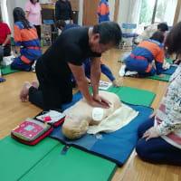 救急救命訓練