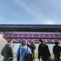 これが俺たちのホームスタジアムだ!