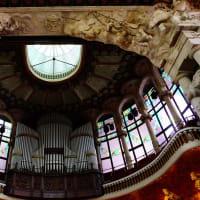 【バルセロナのモデルニスモ建築・カタルーニャ音楽堂その三】ポルトガル(リスボン他)&スペイン(バルセロナ)の旅2019