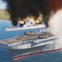 ☆中国がH-6K爆撃機でグァム攻撃など 米国への攻撃模擬動画を次々投稿 やる気か?