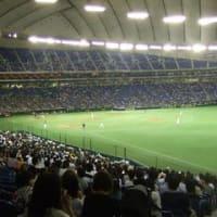 東京ドーム ホームゲーム