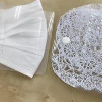 手作りマスクケース(クリアファイル)