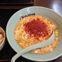ニュータンタン麺本舗 鶏丼セット@上田市
