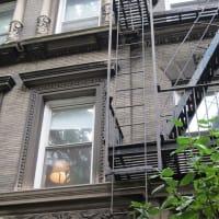 ブルックリンの窓辺