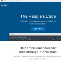米国の連邦政府によるソースコードのオープン化 「Code.gov」がスタート