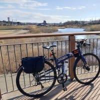 サイクリング:MONTAGUE Navigator 境川CR鷺舞橋