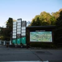 冬間近・・・昨日は貴重な好天に恵まれ、湯涌温泉の旅館にお仕事で出かけました。紅葉が綺麗!