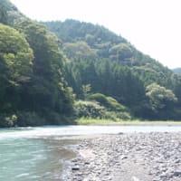 09夏は気田川!(2日目)