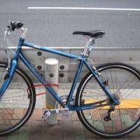 自宅~恵比寿~五反田、サイクリング