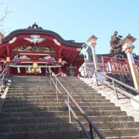 武蔵御嶽神社さんへ