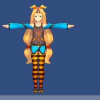 8月のユニティちゃんその1・変換ツールのクローズドβ版を配布開始!