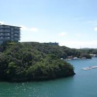 賢島大橋からの賢島