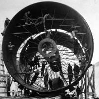 1929年大恐慌のイメージ断片