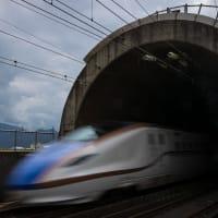 上越新幹線の主役たち