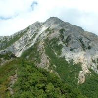 百名山 2003 甲斐駒ヶ岳 仙丈ヶ岳 その1