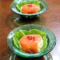山東菜・鰯・鶏手羽・スモークサーモン