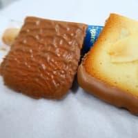 ヨックモックのクッキーラングドシャーとシガールの詰め合わせを~