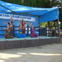 八尾国際交流野遊祭2019