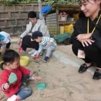 ベルナデッタ木曜クラス ビニール風船あそび☆