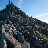 奥穂高岳360度パノラマビュー