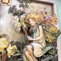 Queen of the Meadow シャドーボックス