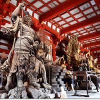 特別展「国宝 東寺-空海と仏像曼荼羅」東京国立博物館   2019/04/02