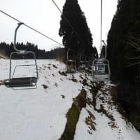ハチ北高原スキー場!