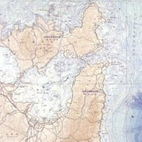 海の基本図 海底地形図