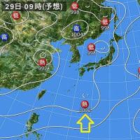 2021年 土用の丑の日…(*´∇`*)  東北に台風の上陸…