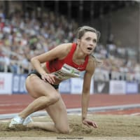東京オリンピックで期待したい美女アスリート(4)(オリガ・サラドゥハ)