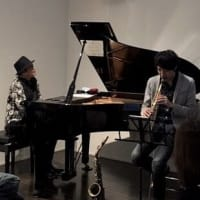 心に残るライブ ー2 sax太田剣 & piano吉岡秀晃 Jazz Live