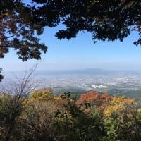 天理市の大国見山登山