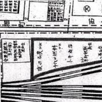 国鉄時代の二条駅、備忘録