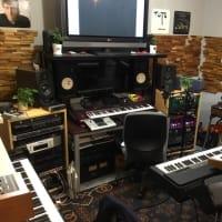 スタジオをリメイク中