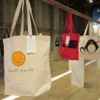 「BAG TO THE FUTURE」未来につなげるバッグ展