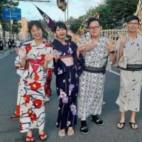 秋田県南部はお祭りシーズンに