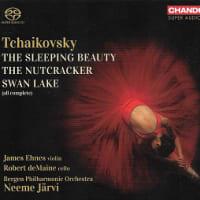N.ヤルヴィ+ベルゲンフィル=チャイコフスキー「三大バレエ音楽」