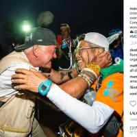 片山さん、サハラ完走 おめでとうございます