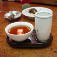 優しい人たちとおいしいお茶 2月5日 夕方